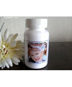 Amino Acid Capsules 0.25gx100sx12กระปุก