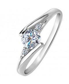 เอาใจสาวกวินเทจ แหวนเพชรเจ้าสาว (รหัสสินค้า R558) กรุณาระบุขนาดที่ต้องการ สินค้ามีไซส์ 6 7 8 9 10