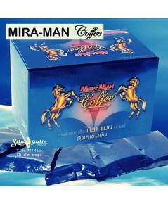 MIRAMAN COFFEE มิราแมน คอฟฟี่ กาแฟดี สูตรเข้มข้น เสริมสมรรถภาพ สำหรับท่านชาย