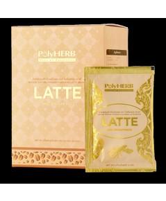 LATTE  COFFEE  ลาเต้ คอฟฟี่ โพลีเฮอร์บ กาแฟเพื่อสุขภาพ ที่เป็นมากกว่ากาแฟ เร่งเผาผลาญ