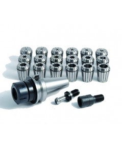 3352056 collet chuck kit 18 pcs. ISO40