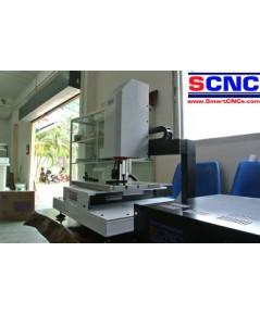 เครื่องแกะสลัก CNC ขนาด  300x210x80  mm  รุ่น A4 CNC