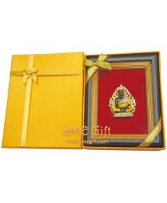 กรอบรูปหลวงปู่ทวด + กล่องสีเหลือง