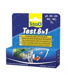 Tetra 6 in 1 testkit