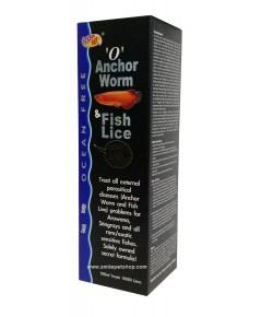 \'O\' Anchor Worm Fish Lice 500 ml.