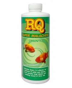 RQ Super Malachite Green F 500 ml.