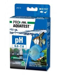 JBL PRO AQUATEST pH ปลาน้ำจืด 6.0-7.6