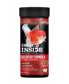 DEEP INSECT INSIDE  100 g. เม็ดลอย Mini