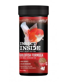DEEP INSECT INSIDE  100 g. เม็ดลอย Small