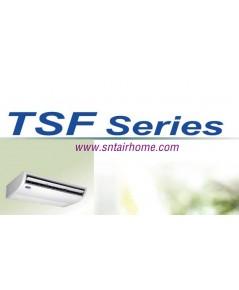 แอร์แคเรียร์ แบบแขวน 42TSF0401CP/38TSF0401A3 ขนาด 40,200 btu (Fix-Speed) น้ำยา R410a ตัวธรรมดา