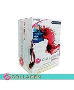 Donut Collagen โดนัทคอลลาเจน 10000 mg. 10ซอง ราคาส่งถูกๆ W.250 รหัส GU51