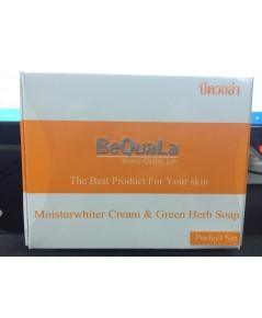 BequaLa ครีมบีควอล่า หน้าใส Perfect Set W.199 ราคาส่งถูกๆ รหัส. TM885