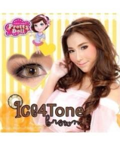 Bigeye Pretty Doll Ice4tone Brown (0.00) ราคาถูกๆ W.40 รหัส BE92