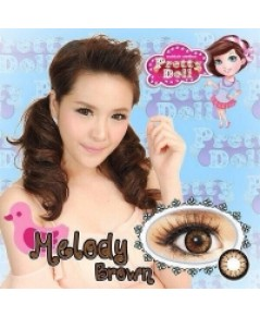 Bigeye Pretty Doll MelodyBrown (0.00) ราคาถูกๆ W.40 รหัส BE4