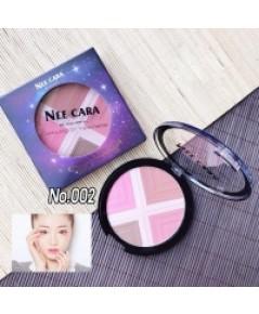 Nee cara Contouring Face Palette (No.002) ราคาส่งถูกๆ W.40 รหัส BO18