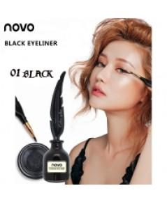 Novo Cushion Eyeliner No.01 Black ราคาส่งถูกๆ W.40 รหัส AL83