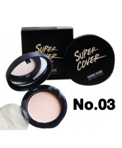 Sivanna Super Cover Two Way Cake HF201 (No.03) ราคาส่งถูกๆ W.95 รหัส MP506