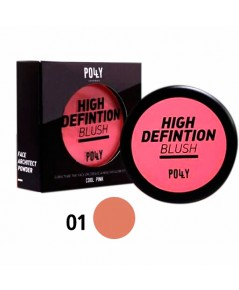 PollY Charming High Defintion Blush บลัชออนจาก SIVANNA No.01 ราคาส่งถูกๆ W.55 รหัส BO101