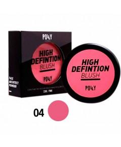 PollY Charming High Defintion Blush บลัชออนจาก SIVANNA No.04 ราคาส่งถูกๆ W.55 รหัส BO210