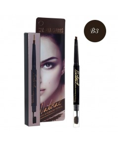 Sivanna Colors Natural Automatic Eyebrow Pencil ดินสอเขียนคิ้วออโต้ B3 ราคาส่งถูกๆ W.40 รหัส K185