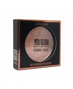 Sivanna Colors You Glow Bounce Highlighter No.03 ราคาส่งถูกๆ w.70 รหัส BO333