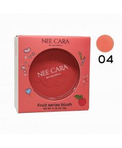 NEE CARA FRUIT SERIES BLUSH No.04 ราคาส่งถูกๆ w.60 รหัส BO448