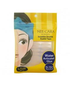 NEE CARA Invisible Double Eyelid Tape L/120 Pairs ราคาส่งถูกๆ W.40 รหัส EM269-2
