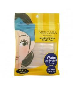 NEE CARA Invisible Double Eyelid Tape XL/72 Pairs ราคาส่งถูกๆ W.40 รหัส EM269-3