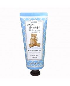 enestr Baby  Powder Shea Butter Hand Cream 50 g. งานแท้จากเกาหลี ราคาส่งถูกๆ W.75 รหัส BD123-2