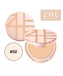 ZHE Foundation Powder No.02 ราคาส่งถูกๆ W.90 รหัส MP330-2