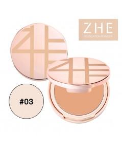 ZHE Foundation Powder No.03 ราคาส่งถูกๆ W.90 รหัส MP330-3