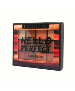 Sivanna Colors Hello Perfect Eyeshadow contour HF5016 No.02 ราคาส่งถูกๆ W.115 รหัส ES280-2