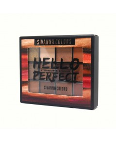 Sivanna Colors Hello Perfect Eyeshadow contour HF5016 No.03 ราคาส่งถูกๆ W.115 รหัส ES280-3