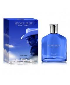 น้ำหอม ENTITY Sport Blue Pour Homme 100 ml. หอมยาวนาน ราคาส่งถูกๆ W.300 รหัส A236