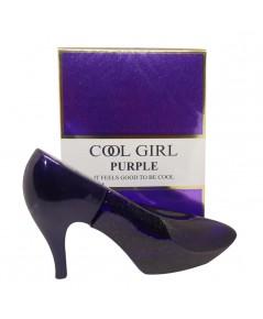 น้ำหอม PLATINUM COLLECTION Cool Girl Purple 100 ml. หอมยาวนาน ราคาส่งถูกๆ W.340 รหัส A237