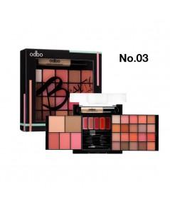 odbo โอดีบีโอ บิวตี้ อิน วัน No.03 ราคาส่งถูกๆ W.240 รหัส ES502-3