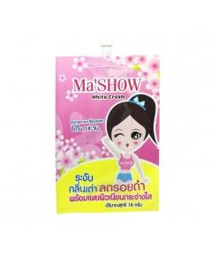Mashow ครีมทารักแร้ขาว มาโชว์ ซอง 10 กรัม W.25 รหัส BD175