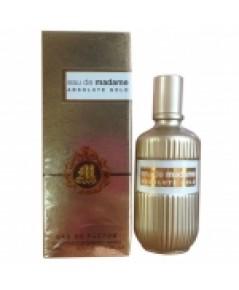 น้ำหอม MB PARFUM eau de madame Absolute Gold 100 ml. หอมยาวนาน W.335 รหัส.A135 ส่งฟรี
