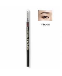 Merrez\'ca Perfect Brow pencil ดินสอเขียนคิ้วเมอร์เรซกา Brown สีน้ำตาล ราคาส่งถูกๆ W.20 รหัส K209-1