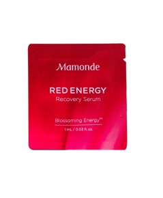 Tester Mamonde Red Energy Recovery Serum 1 ml. ขนาดทดลอง ราคาส่งถูกๆ W.20 รหัส S57