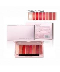HOLD LIVE Barbara Multicolor Eyeshadow Palette NO.03 ราคาส่งถูกๆ W.110 รหัส ES254