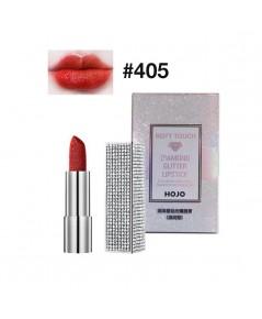 HOJO Soft Touch Diamond Glitter Lipstick No.405 ราคาส่งถูกๆ W.80 รหัส L356-4