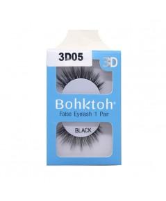 Bohktoh 3D Series False Eyelash 1 Pair 3D05 ราคาส่งถูกๆ W.25 รหัส AE3-5