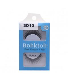Bohktoh 3D Series False Eyelash 1 Pair 3D10 ราคาส่งถูกๆ W.25 รหัส AE3-10