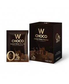Wink White Choco instant drink powder ดับเบิ้ลยูช็อคโก้ ราคาส่งถูกๆ W.210 รหัส CP9