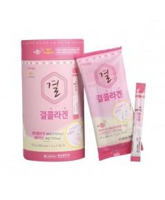 Lemona Gyeol Collagen คอลลาเจนเกาหลี ราคาส่งถูกๆ W.280 รหัส GU191