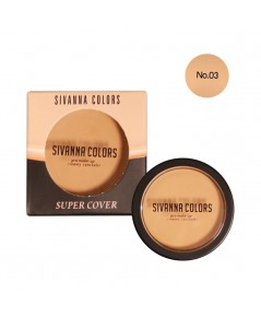 Sivanna colors pro-make up creamy Concealer Hf6026 No.03 ราคาส่งถูกๆ W.45 รหัส F24-3