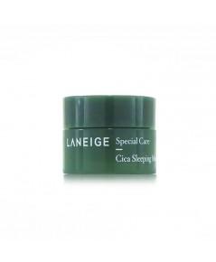 Laneige Special Care Cica Sleeping Mask 10 ml. (ขนาดทดลอง) ราคาส่งถูกๆ W.40 รหัส TM841