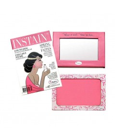 The Balm Instain Long Wearing Staining Powder Blush 6.5 g - Lace w.60 รหัส BO271-1