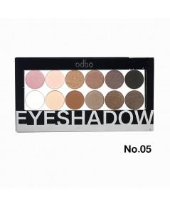 OD210 odbo Eyeshadow โอดีบีโอ อายแชโดว์ NO.05 ราคาส่งถูกๆ W.105 รหัส ES401-5